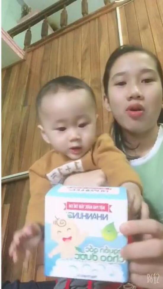 Mẹ Đắk Lắk chữa khỏi chàm sữa cho con bằng bí quyết này