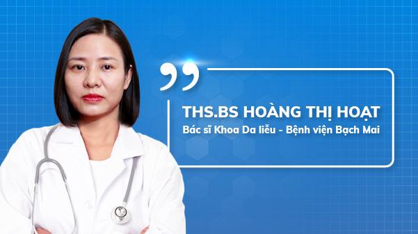 Bác sĩ Bệnh viện Bạch Mai tiết lộ những cách chữa chàm sữa hot nhất hiện nay
