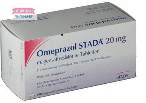 Omeprazole: Công dụng, cách dùng, tác dụng phụ