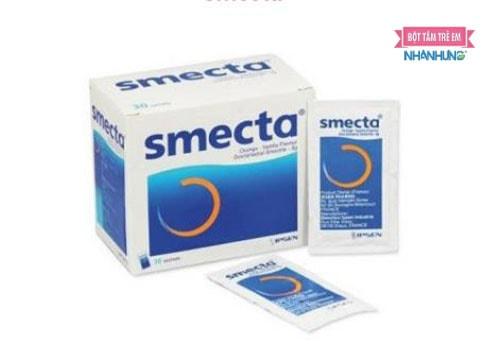 Smecta: Công dụng, liều dùng, tác dụng phụ của thuốc
