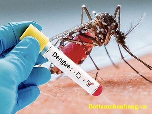Sốt xuất huyết xét nghiệm máu khi nào để kịp thời phát hiện bệnh?